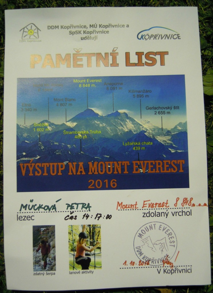 Mount Everest Koprivnice 1.10.2016 054